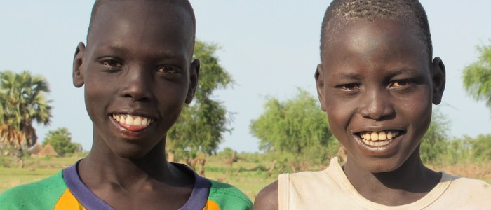 Youth in South Sudan